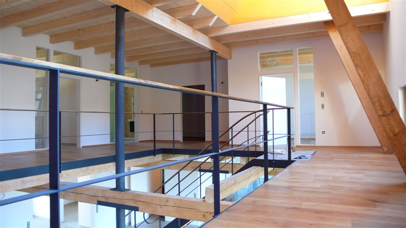 wohnhaus in horgenzell. Black Bedroom Furniture Sets. Home Design Ideas